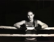 Topboxing talent Alicia Holzken makes the switch to professional kickboxing