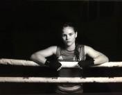 Alicia Holzken wins last amateur fight in Germany