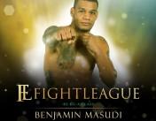 Benjamin Masudi at Fightleague Hoofddorp May 13