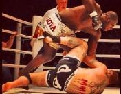 Jairzinho Rozenstruik MMA fight at UFC