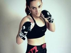 Nice fight Jady Menezes at Glory 43 New York