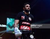 Marat Grigorian wins on TKO
