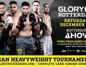 Upcoming: Glory 62 in Rotterdam