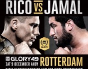 Date is set for the rematch of Jamal Ben Saddik vs Rico Verhoeven