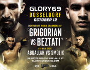Marat Grigorian will defend his worldtitle for the first time on October 12th