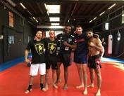 Hemmers Gym Brasil visits Breda