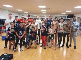 Kickboxgala bij SC Hank en Youth Open Championship