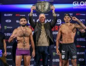 Tonight Marat Grigorian will defend his lightweight title