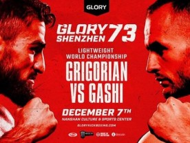 Marat Grigorian will defend his worldtitle for the second time on the 7th of December