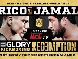 Rematch tussen Jamal Ben Saddik en Rico Verhoeven