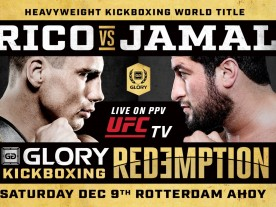 Rematch between Jamal Ben Saddik and Rico Verhoeven