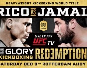 Rematch between Jamal Ben Saddik and Rico Verhoeven
