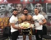 Marat Grigorian is Kunlun Champion!