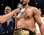 Harut Grigorian is the new GLORY welterweight champion of the world