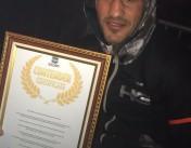 Harut Grigorian wins the Ramon Dekkers Memorial Cup