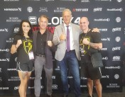 Jady Menezes making her GLORY debut at Glory 43 in New York