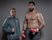 Jamal Ben Saddik vs Rico Verhoeven in de redemption fight
