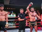Marat Grigorian wins over Mohamed Mezouari in Kulun