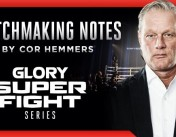 More GLORY 41 Matchmaking notes
