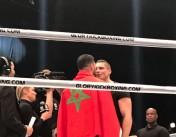 Rico Verhoeven accepts challenge Jamal Ben Saddik