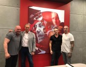 Tribute to Ramon Dekkers at UFC Headquarters