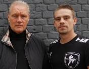 Cor en Nick Hemmers vieren 35 jaar Hemmers Gym Breda