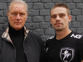 Cor and Nick Hemmers celebrate 35 years Hemmers Gym Breda