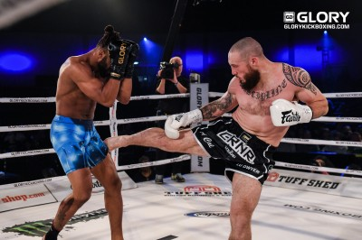 Fights at Glory