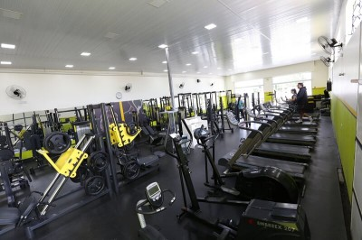 Training  <span>Hemmers Gym Brazil</span>
