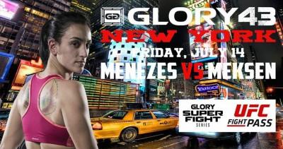 <span>Yady Menezes</span> debut for Glory