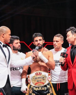 Marat and Harut Grigorian want to hold their titles simultaneously